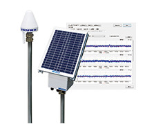 GNSS Displacement Monitoring System image