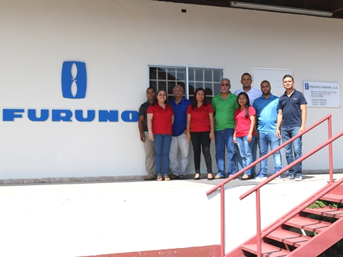 Office of FURUNO PANAMA images