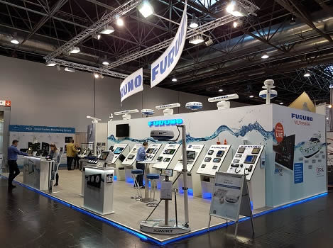 Image of Boot Düsseldorf Boat Show 2017