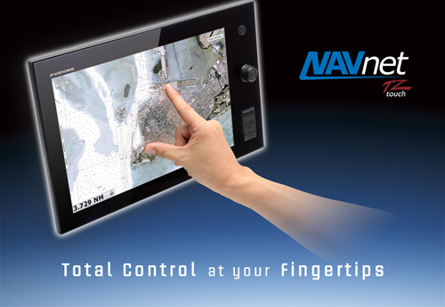 NavNet TZtouch™ images